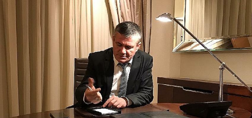 TDP Sakarya İl Başkanı Fahri Yıldız'dan Bayram Kutlama Mesajı