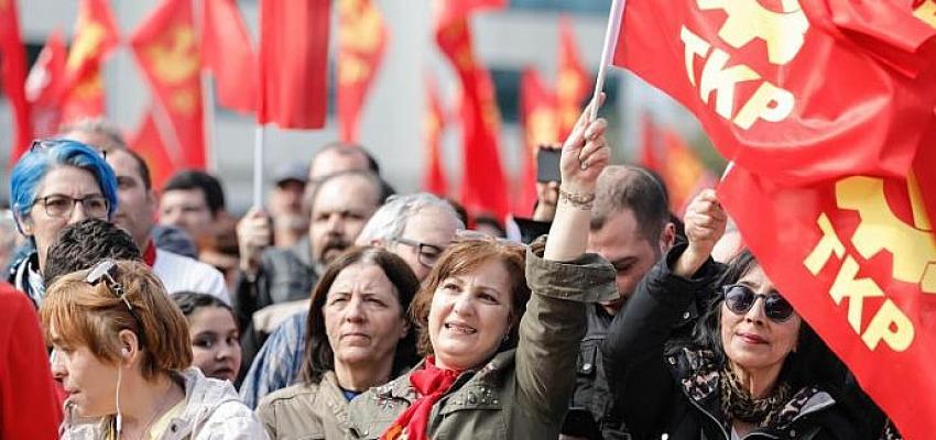 TKP Türkiye'nin her noktasında emekçilerin örgütlülüğünü ve umudunu büyütüyor