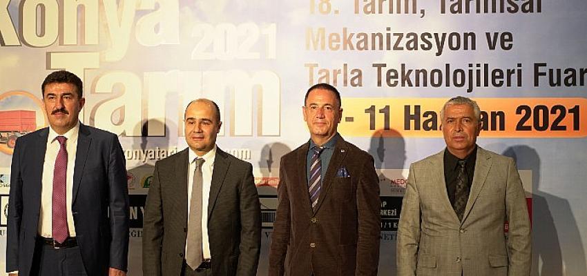 Türk tarım sektörünün gururu olan Konya Tarım Fuarı'na günler kaldı