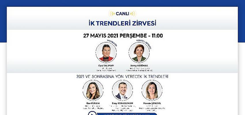 Turkcell Sponsorluğunda İK Trendleri Zirvesi gerçekleşecek