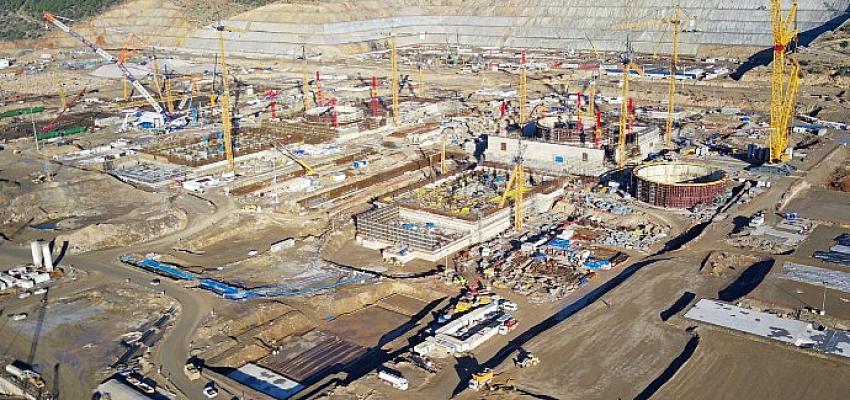 TÜV Austria Turk'ün, Türkiye'nin ilk nükleer santralindeki çalışmaları devam ediyor
