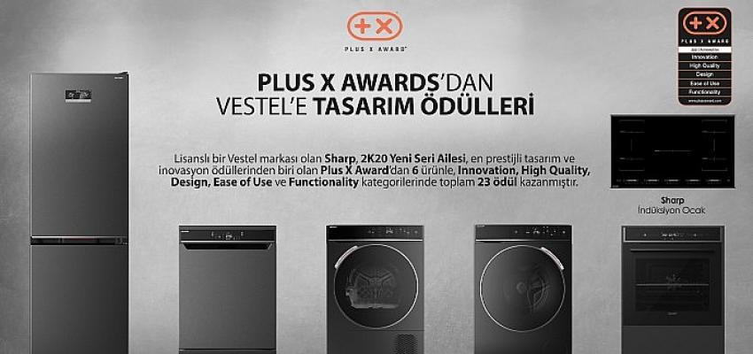 Uluslararası tasarım yarışmasında bir ilk: Vestel'e 65 ödül