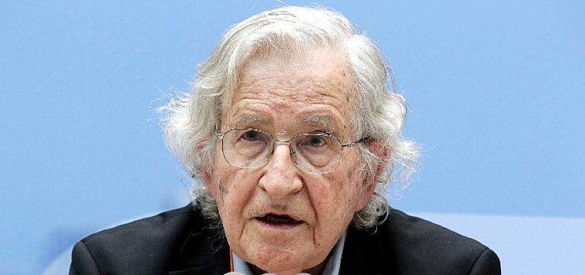 Ünlü düşünür ve aktivist Noam Chomsky Gain'e konuk oluyot