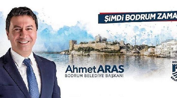 Başkan Halil Karahan'dan Bodrum Belediyesi'ne teşekkür