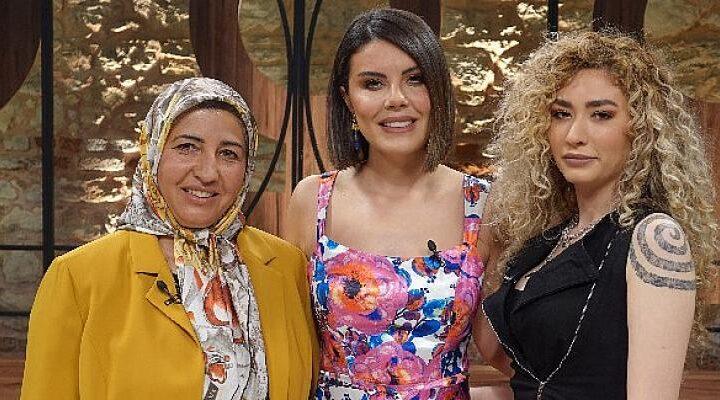 """Kotex sponsorluğunda Fox ekranlarında yer alan  """"Kadının Eseri"""" programına Sena Şener ve Zümran Ömür  konuk oldu!"""