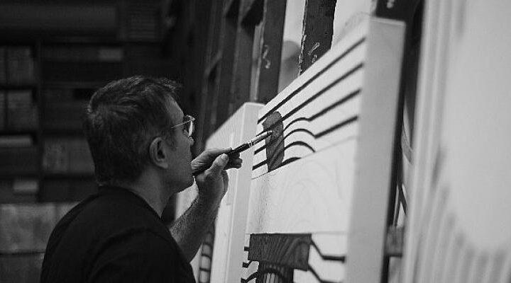 Ahmet Güneştekin'in Hafıza Odası sergisi Diyarbakır Keçi Burcu'nda açılıyor