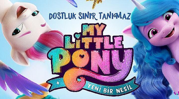 My Little Pony: Yeni Bir Nesil 24 Eylül'de Netflix'te İzleyicilerle Buluşuyor