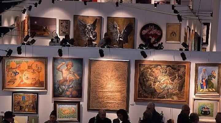 Babylons & IAAF Sanat ve Antika Fuarı 2. Kez İstanbul'da