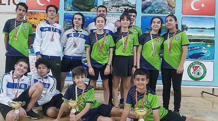Büyükşehir Masa Tenisi Takımı Türkiye Şampiyonasına Katılıyor