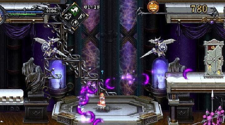 Castlevania: Grimoire Of Souls'a Cadılar Bayramı geliyor!
